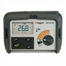 Megger DET4TCR2 Rechargable Basic Earth Tester