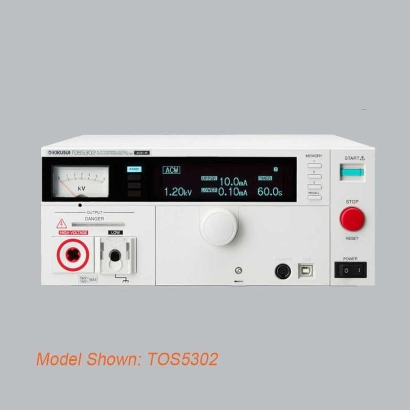 Kikusui TOS5300 5kV AC Flash Tester