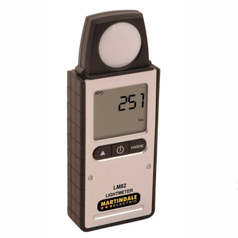Martindale LM82 Light Meter