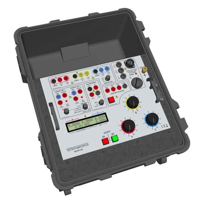 T&R 50A-3PH Mk2 Three Phase System