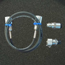 Druck HK1-PV212 Flexible Hose & Gauge Adaptor Kit