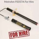 Metrohm F0357A High Voltage Indicator Hire