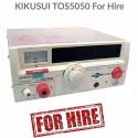 Kikusui TOS5050 5kV Flash Tester For Hire