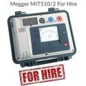 Megger MIT510/2 For Hire