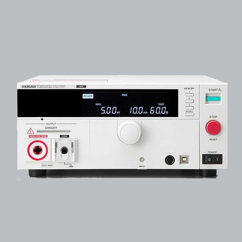 Kikusui TOS5200 Withstanding Voltage Tester
