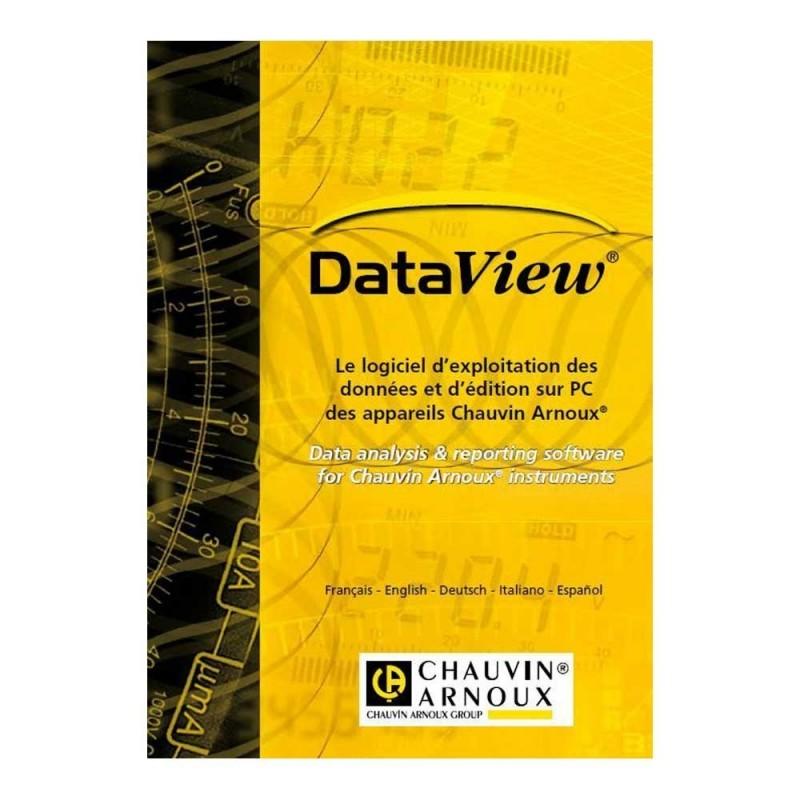 Chauvin Dataview Data Analysis & Reporting Software