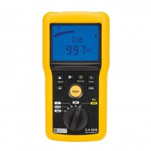 Chauvin C.A 6536 Insulation Tester