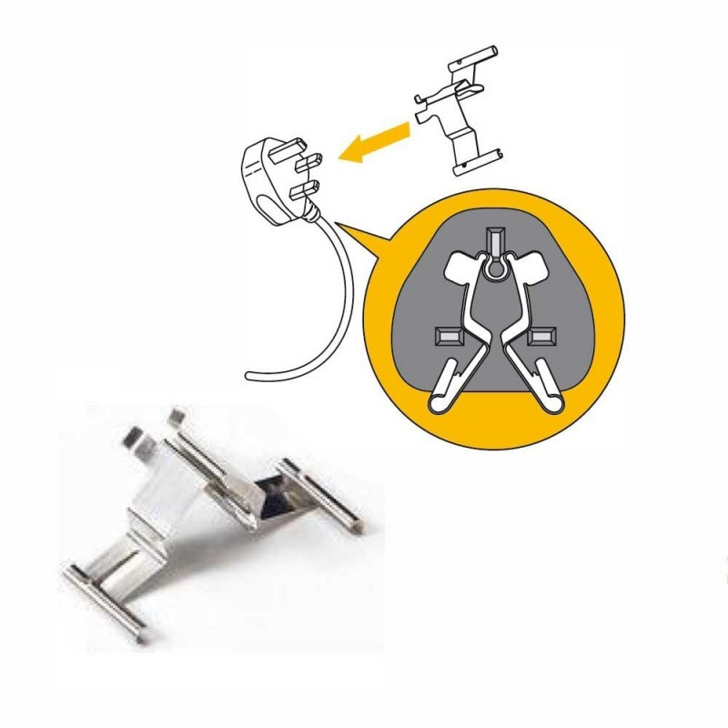 Zero Adapter For Fluke MFT