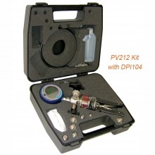 Druck PV212-HP 700b Hydraulic Hand Pump Kit