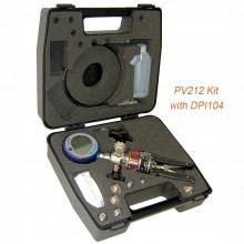 Druck PV212-HP 700b Hydraulic Hand Pump Kit