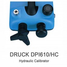 Druck DPI 610HC IS 135 Bar SG Portable Hydraulic Calibrator