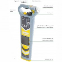 Radiodetection C.A.T4 with StrikeAlert Image