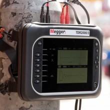 Megger TDR2000/3P Dual Channel TDR