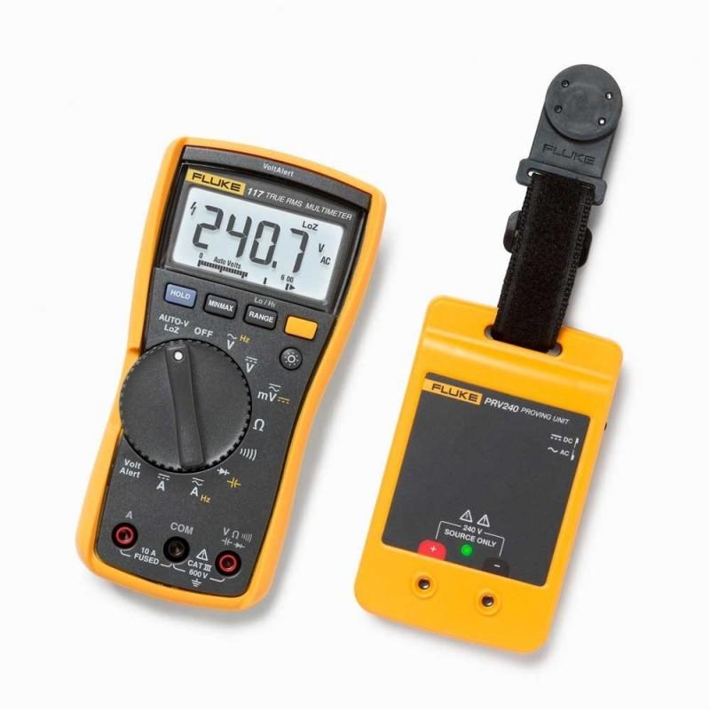 Fluke 117/PRV240 Kit