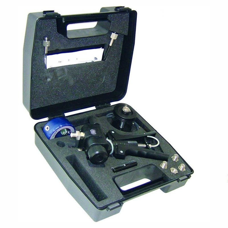 Druck PV411-104-HP-1 Pneumatic and Hydraulic Test Kit