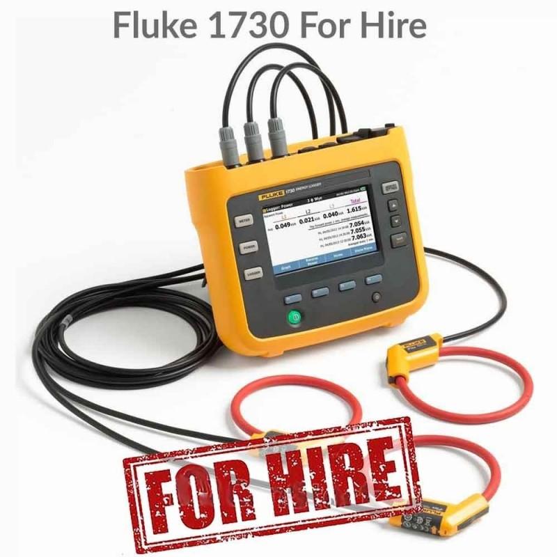 Fluke 1730 For Hire