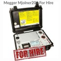 Megger MJOLNER 200 For Hire