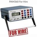 Programma PAM360 For Hire