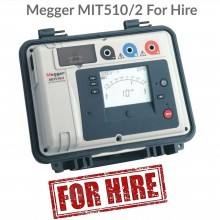 Megger MIT510/2 For Hire
