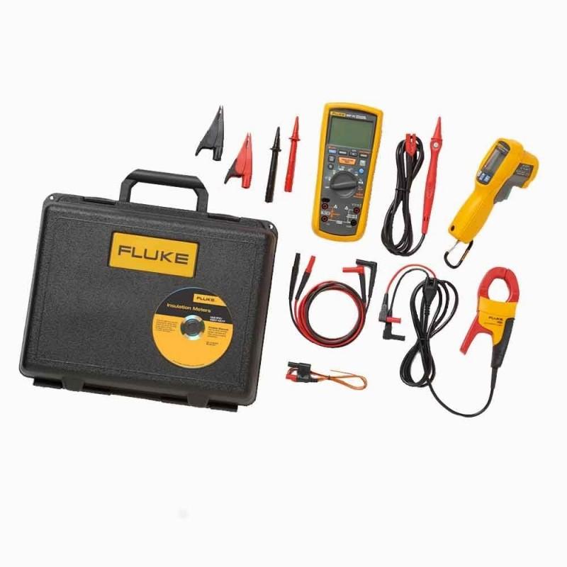 Fluke 1587/62 MAX+ FC Advanced Electrical Troubleshooting Kit