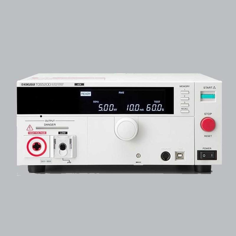 Kikusui TOS5200 Withstanding Voltage Tester