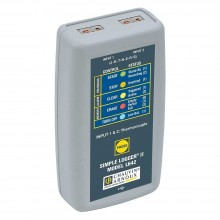 Chauvin L642 2-channel Temperature Logger