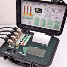 SMC PME-500-TR Power Circuit Breaker Analyser