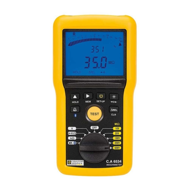 Chauvin C.A 6534 Electronics Insulation Tester
