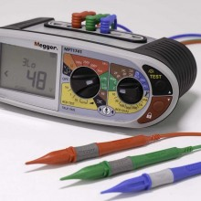 Megger MFT1741 Multifunction Tester Kit