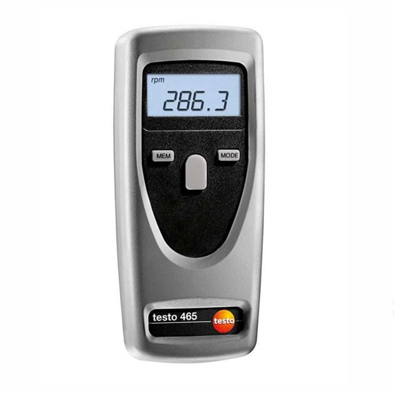 Testo 465 Non-Contact Tachometer