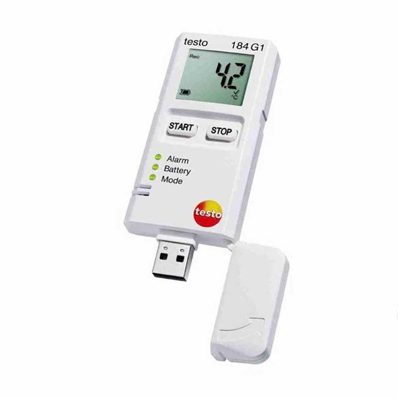 Testo 184 G1 Temperature, Humidity & Shock Logger