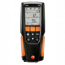 Testo 310 Flue Gas Analyser