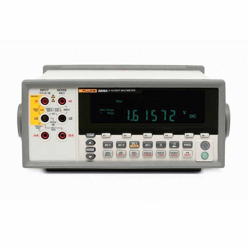 Fluke 8808A 5.5 Digit Precision Multimeter