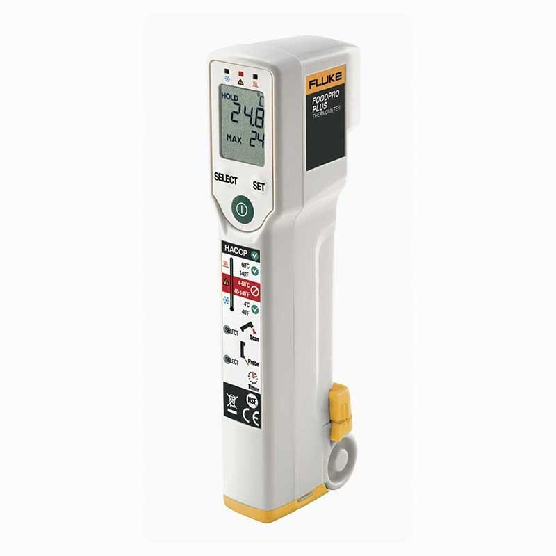 Fluke FoodPro Plus Food Safety Thermometer