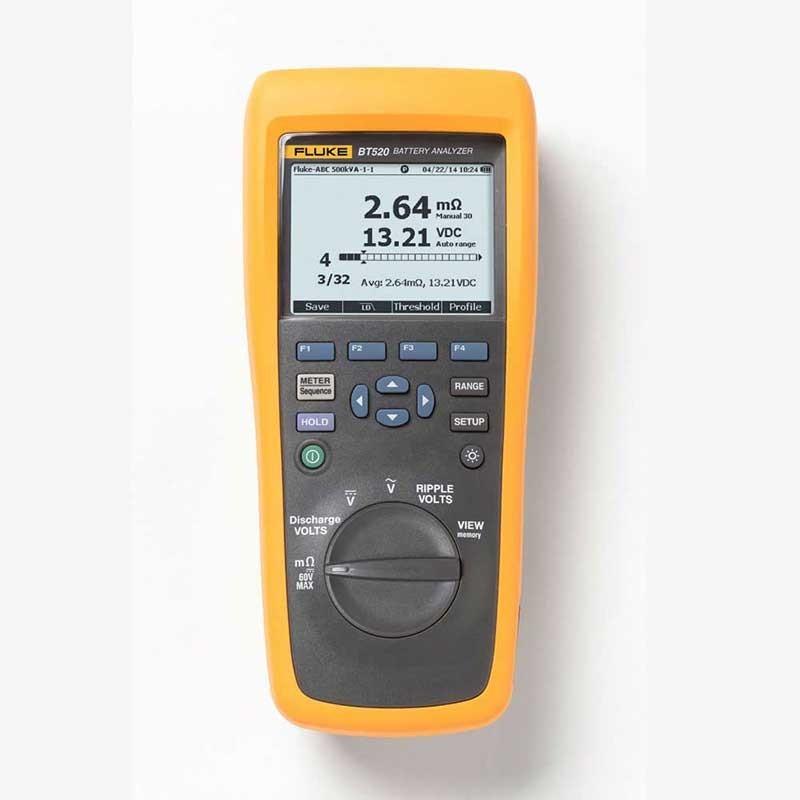 Fluke BT520 Battery Analyzer