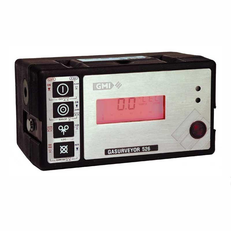 GMI Gasurveyor 526 Monitor c/w Alkaline Batteries