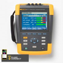 Fluke 438-II Power Quality and Motor Analyser