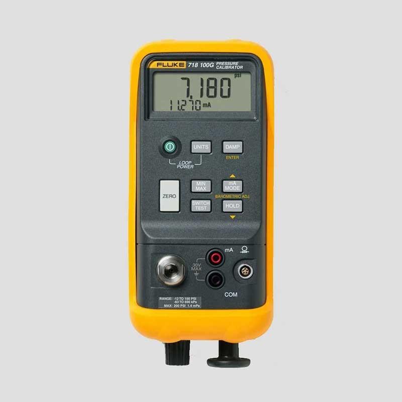 Fluke 718-100G Pressure Calibrator