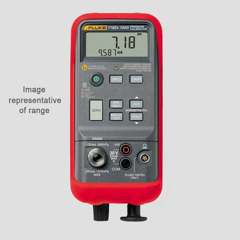 Fluke 718Ex 300G IS Pressure Calibrator