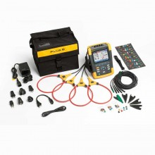 Fluke 435-ll Power Quality and Energy Analyser