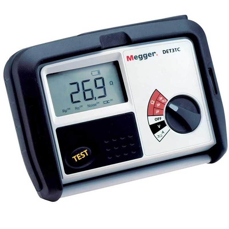Megger DET3TC Earth Testing Kit