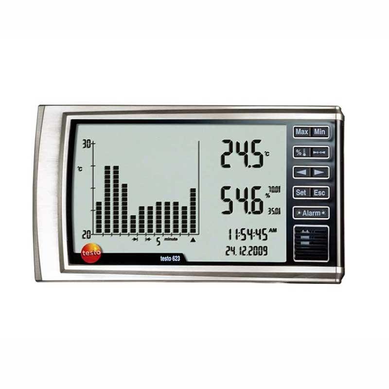 Testo 623 Hygrometer Ambient Condition Recorder Testo623