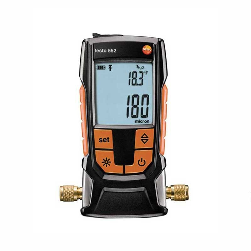 Testo 552 Digital Vacuum Gauge (Bluetooth)
