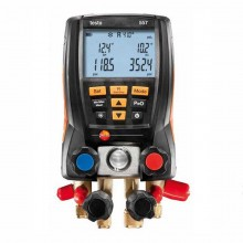 Testo 557 Digital Refrigeration Manifold