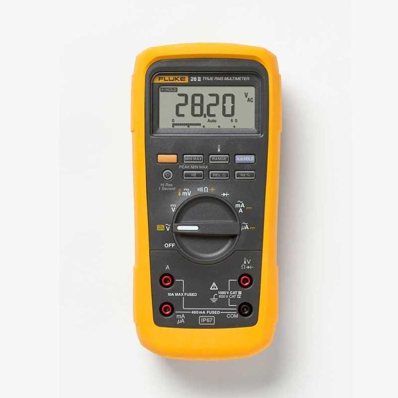 Fluke 28 II Industrial Multimeter