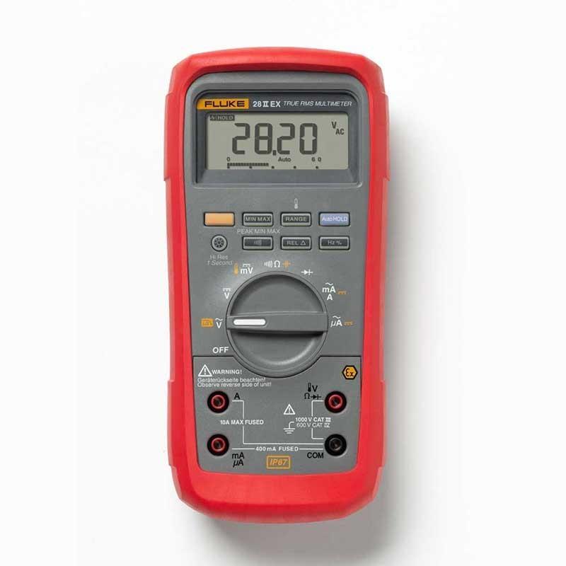 Fluke 28-II Ex ATEX Multimeter
