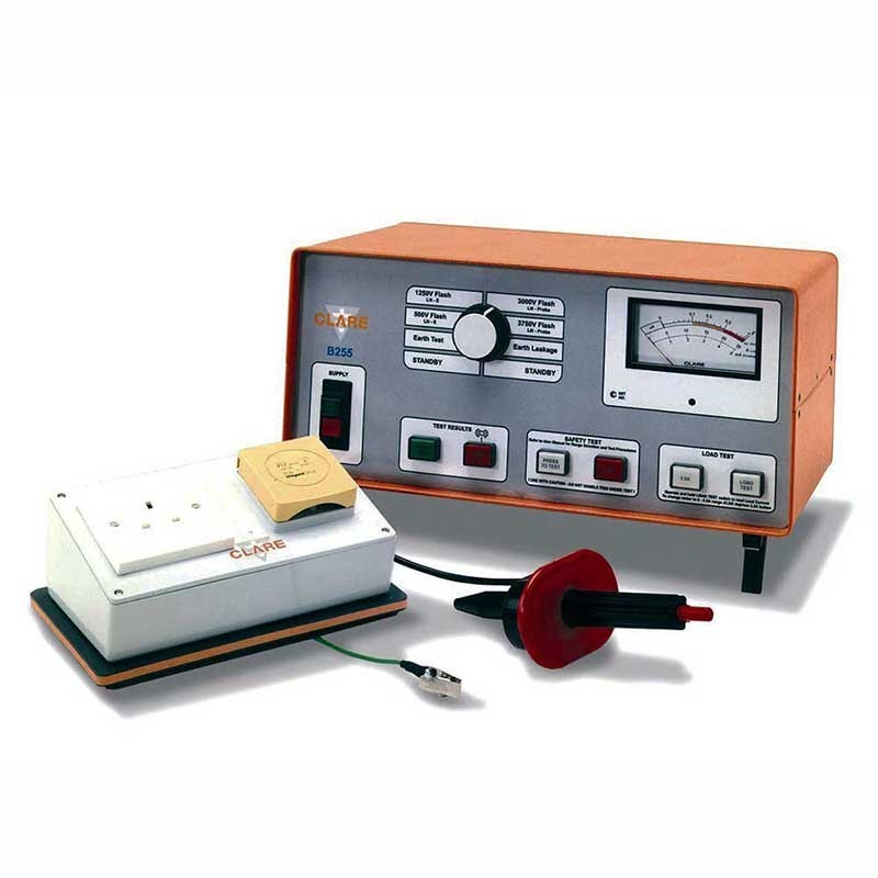 Clare B255 Electrical Safety Tester
