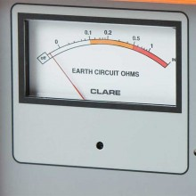 Clare B433R Earth Bond Tester