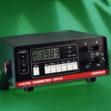 Cropico DO4A Portable Milliohmmeter