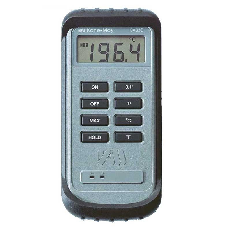 KM330 Industrial Thermometer - Type K